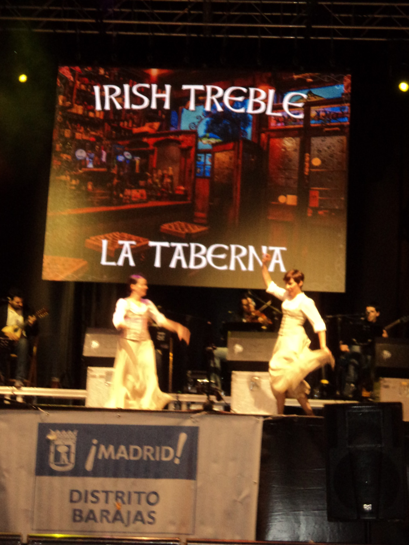 Irish Treble - Jigas