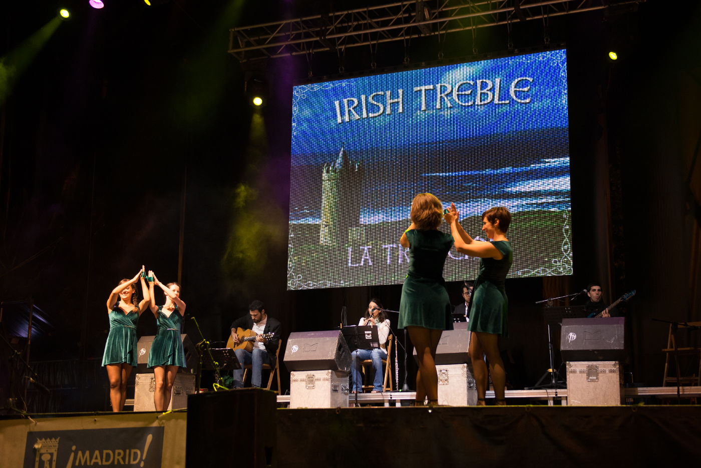 Irish Treble - Ribbondance