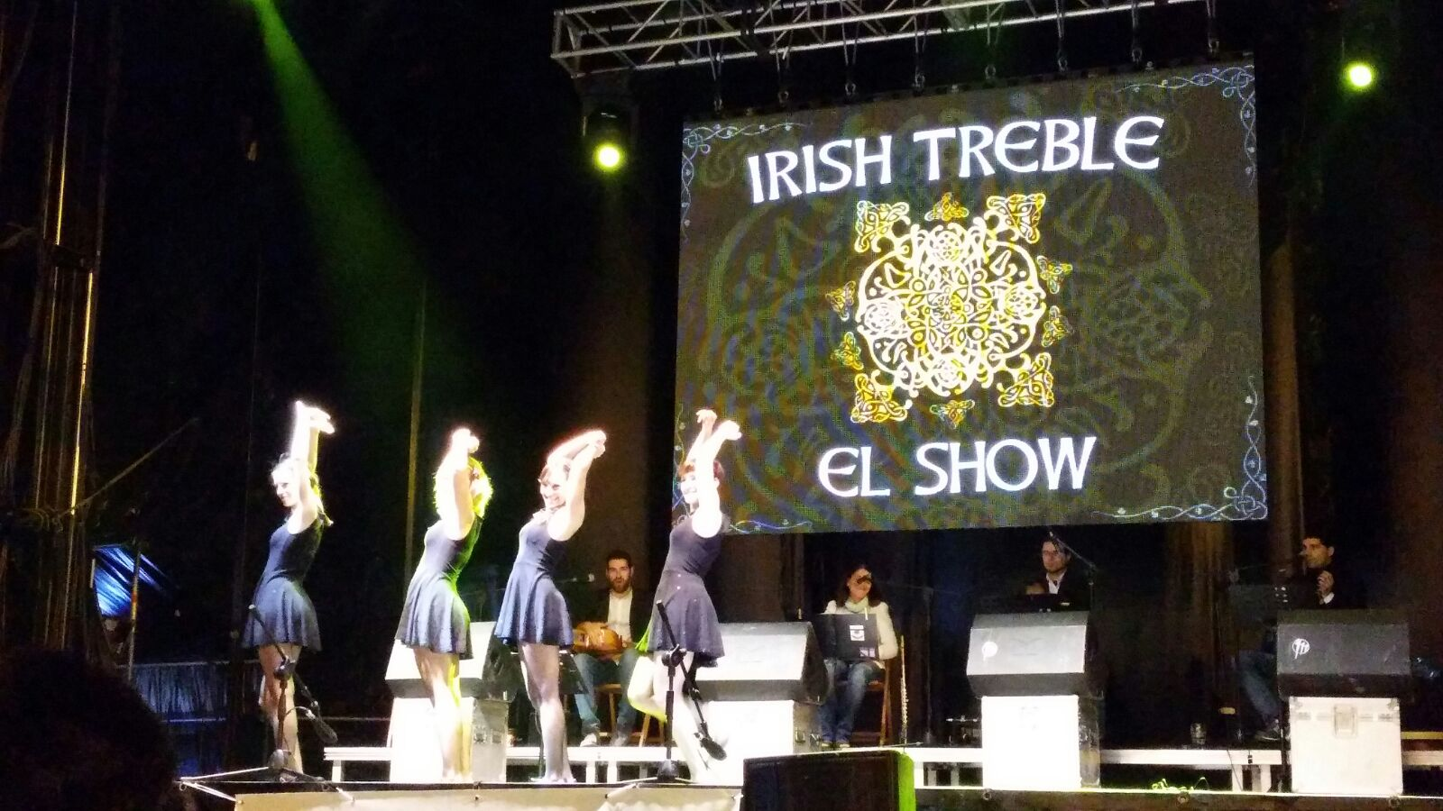 Irish Treble - Capella flamenca